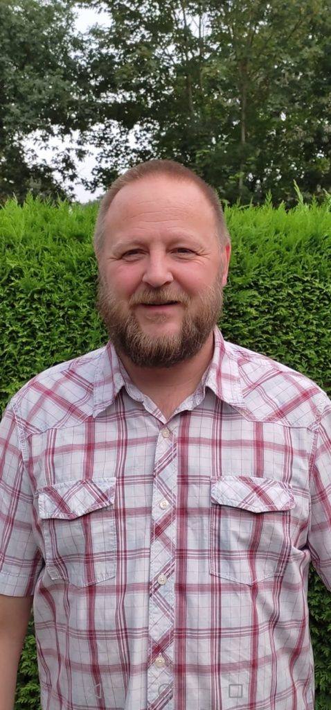 Bernd Christof (1.Vorsitz 2021)